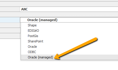 ViSit Anywhere Development | The New Managed Oracle Driver